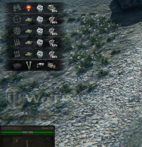 Ostatní modifikace | World Of Tanks Portal